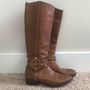 Tory Burch Brown Boots - size 8.5